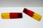 FANALI PLASTICHE POSTERIORI 124 SPIDER 1^ SERIE.